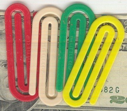plastic paper clips 50 sets metal office fasteners clips for paper file  nacpy office school colorful paper fasteners plastic binding documents files fasteners metal clamps 45 sets.